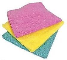 Microfibre Soft Plush Home Car Cleaning Cloth Towel Duster 30cm x  60cm:- 3 pcs