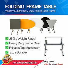 Flip Top Folding Meeting Table Base - Velocity Heavy Duty - Medium Frame, Tables
