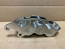 Performance Machine 6-Piston Differential Bore Front Caliper 125x6 Polished Left