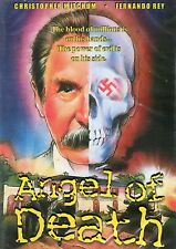 Angel of Death DVD Substance Jess Franco Andrea Bianchi Christopher Mitchum