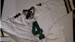 Green Bay Packers Brett Favre Nike QB Club Jersey NWT XL