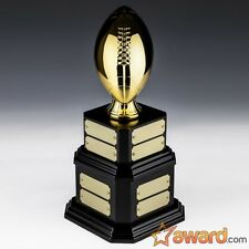 Fantasy Football Trophy Perpetual - 16 Years - Gold - 11.75 - Free Engraving!