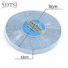 Neitsi 0.5'' 36Yards Lace Front Support Hair Systerm Tape for Lace Front Wigs
