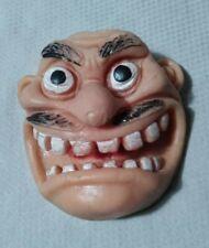 Vintage 1980's Anthrax Not Man Rubber Finger Puppet Rare Heavy Metal Metallica