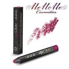 BERRY MATTE LIP GLIDE CRAYON Chunky Compact Liner Pink Coral Bold High Pigment