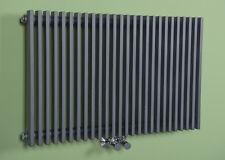 Designer Heizkörper Badheizung Badheizkörper horizontal 500x780 Grau Finnmark