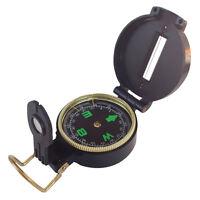 Tasche Outdoor Military Hiking Camping Lens Survival Lensatic Mini Kompass Pro