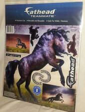 """Fathead Dark Horse rearing 11"""" x 11"""" Teammate series 8 decals reusable stickers"""