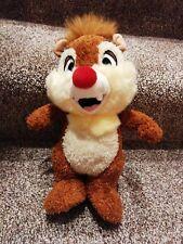Official Disney Land resort Paris Parks Dale Chip n Dale soft plush toy