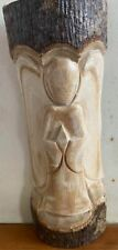 Latex mould for making this lovely Carved effect angel plaque