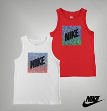 Nike Sleeveless T-Shirts & Tops (2-16 Years) for Boys
