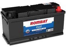 Batterie démarrage voiture P595 12v 95ah 750A 353x175x190 idem varta G3 et H3