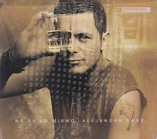 Alejandro Sanz No Es Lo Mismo CD+DVD New Sealed