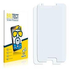 2x Samsung GT-I9070P Display Schutz Folie Matt Entspiegelt