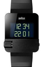 Braun Men's Prestige Watch with Steel Strap BN0106BKBTG (Black) BN0106