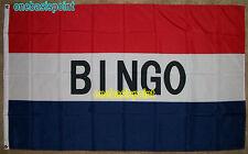 3'X5' BINGO FLAG ADVERTISING SIGN BANNER INDOOR OUTDOOR CHARITY EVENT CHURCH 3X5