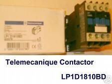 TELEMECANIQUE LP1-D1810BD contactor LP1D1810BD NIB