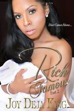 Rich or Famous, Part 2 by Joy Deja King and Chris Booker (2013, Paperback)