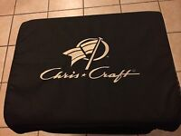 """Chris Craft embroidered Boat Gunwale Boarding mat 30""""x36"""""""
