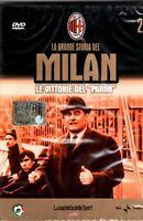 DVD=LA GRANDE STORIA DEL MILAN=1958-1963=VOLUME 2=LE VITTORIE DEL PARON=SIGILL.