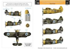 S.B.S Models,1:48,D48004,Decals-Polikarpov I-153 Chaika Finnish Air Force WWII