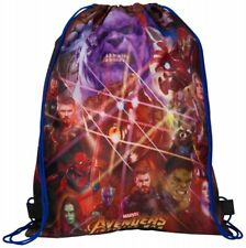 Charactor Childrens Charactor Avenger Infinity sac d'école de guerre sac d'école