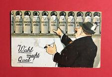 48630 Bier & Brauerei Reklame Litho Ak MÜnchen 1899 Hofbräuhaus Bier Bierkrug Reklame & Werbung