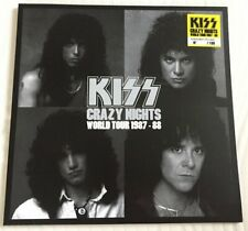 KISS CRAZY NIGHTS TOUR LIVE - INDIANAPOLIS - WHO DARES WINS - LIMITED EDITION