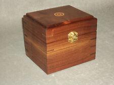Hemingway Walnut Cartridge Box for Target Shooters - .308