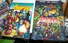 THE AVENGERS: Korvac Saga TPB PEREZ, ASSEMBLE BENDIS, HC Guardians of the Galaxy