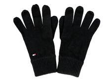 Herren Handschuhe Tommy Hilfiger Pima Cotton Black AM0AM05179-BDS