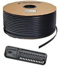 """Netafim Streamline Drip Tape Irrigation Line 12"""" 0.24GPH 8MIL 9000FT Vegetable"""