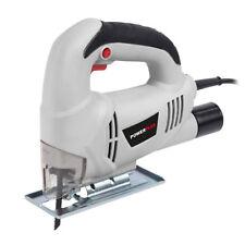 Powerplus 350w Electric Jigsaw Adjustable Base Cutting Saw Blade