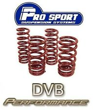 PROSPORT To Fit BMW 3 series E90 Saloon 318d 320d Lowering Springs 35mm