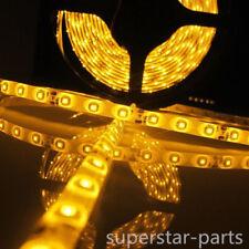 Boat / Truck / Car/ Suv /Rv  Amber 12V Waterproof LED Strip Light 5M 300 LEDs