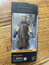 Star Wars Black Series The Mandalorian Greef Karga - F1305