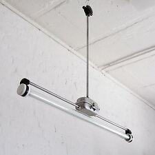 Fabriklampe Industriedesign Leuchte Antik Neonlampe Werkstatt Büro LBL Vintage