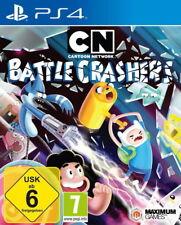 Cartoon Network: Battle Crashers (Sony PlayStation 4, 2017)