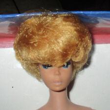Vintage Barbie Doll BLONDE BUBBLECUT BARBIE BODY #850 s Straight Leg