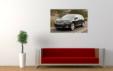 """TOYOTA VENZA CROSSOVER PRINT WALL POSTER PICTURE 33.1""""x20.7"""""""