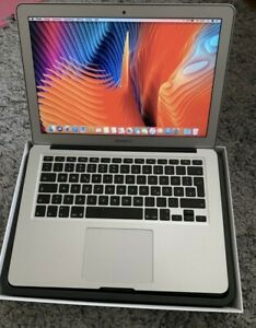 """Apple MacBook Air 13.3"""" 2017 103 Ladezyklen"""