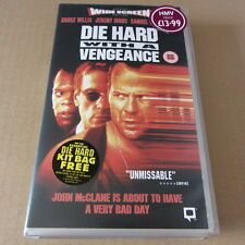 DIE HARD WITH A VENGEANCE - VHS Video, special widescreen edition - Bruce Willis