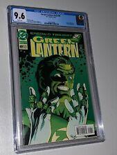 Green Lantern #49 CGC 9.6