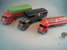 DINKY TOYS  - NO ATLAS -  3 SEMI-REMORQUES PANHARD DONT  SNCF