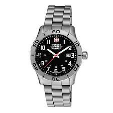 Wenger 79246 Men's Swiss Military Titanium Grenadier Swiss Made