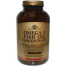 Solgar, Omega-3 Fish Oil Concentrate, 240 Softgels,Fast Dispatch!