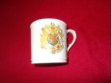 ROYAL WORCESTER CHINA COMMEMORATIVE MUG ROYAL WEDDING 1981