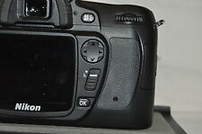 Genuine New Nikon D5100 Rear Grip Rubber (Repair Part) COVER FREEPOST UK Seller