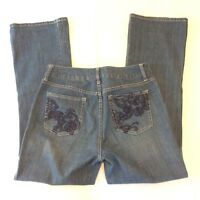 Chico's Women's Jeans Platinum Maya Size 1.5