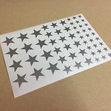 STAR STICKERS REWARD SCHOOL TEACHER SELF ADHESIVE 57 STARS IN 3 DIFFERENT SIZES
